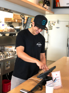 Focus POS at Board & Brew Tustin Quick Service