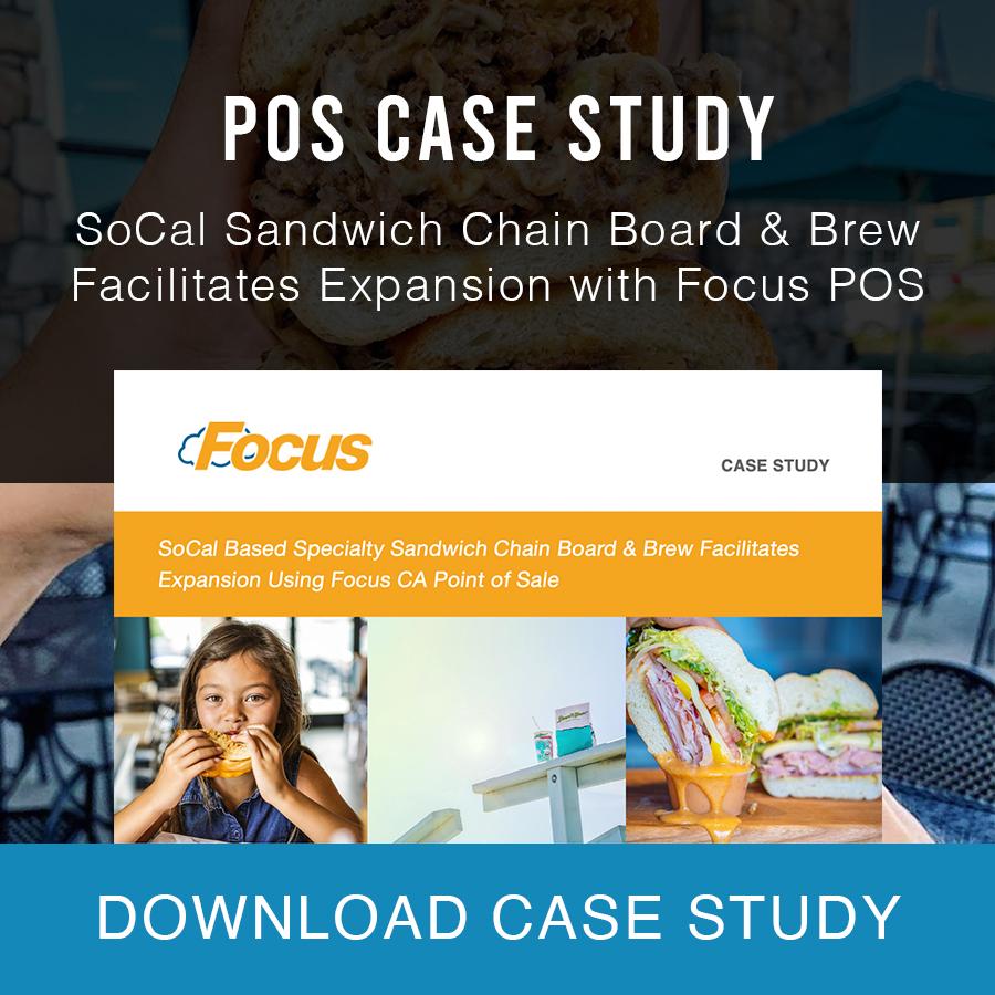 Board & Brew Chain POS Case Study