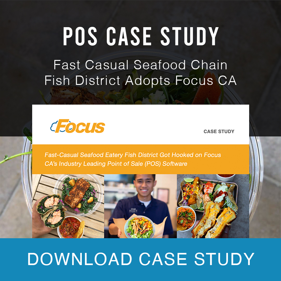 Fish District Fast Causal Chain POS Case Study